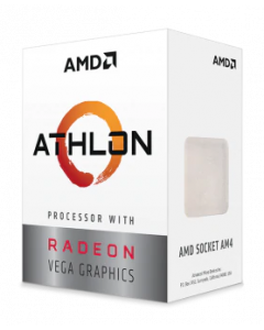 AMD ATHLON 3000G with cooler