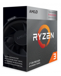 AMD Ryzen 3 3200G with Wraith Stealth cooler
