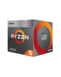 AMD Ryzen 5 3400G with Wraith Spire cooler